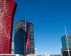 Edificios con firma en Barcelona