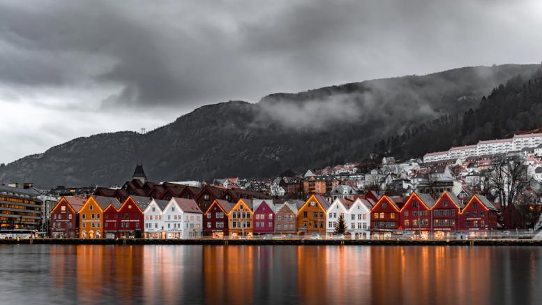 Resultado de imagen de noruega  turisfauna